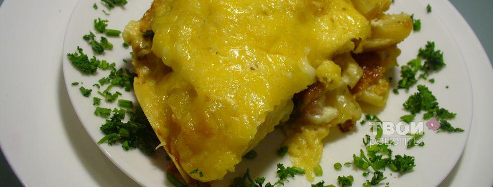 Запеченный картофель - Рецепт