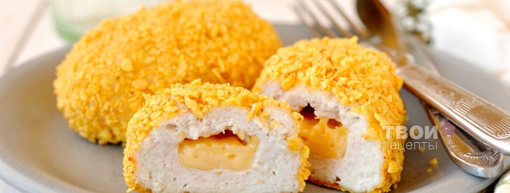 Зразы с сыром - Рецепт