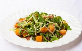 ТОП-5 салатов с тыквой