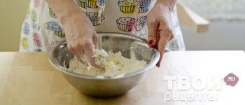 Киш с козьим сыром и луком пореем - рецепт с фотографиями