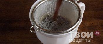 Кофейный гоголь-моголь - пошаговый рецепт приготовления с  фотографиями