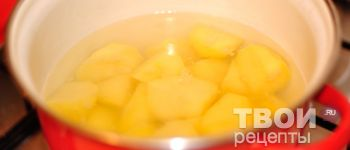 Рулет из картофеля и селедки - пошаговый рецепт приготовления с фотографиями