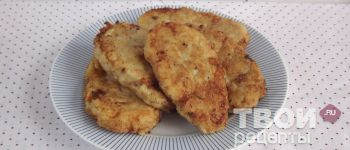 Рыбные котлеты - пошаговый рецепт приготовления с фотографиями