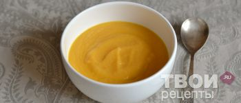 Суп-пюре из сельдерея - Рецепт