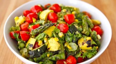 12 простых салатов