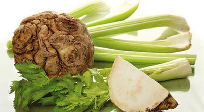 Блюда с сельдереем