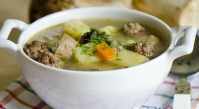 Как приготовить суп с фрикадельками - лучших 10 рецептов