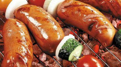 Блюда на гриле рецепты с фото