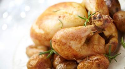Рецепты запеченной курицы