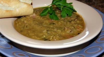 Суп гороховый рецепт