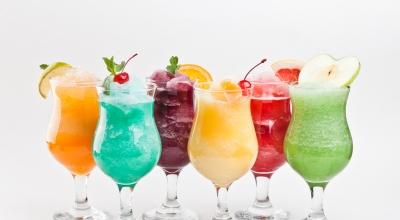 Необычные коктейли