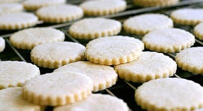 Рецепт песочного печенья просто и быстро