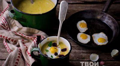 Простые рецепты супов с фото