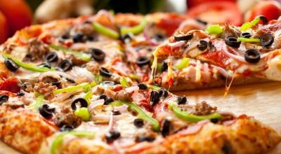 Рецепты домашней пиццы