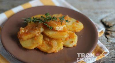 Рецепты вкуснейших низкокалорийных блюд из картофеля