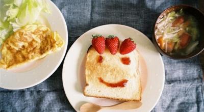 Такие разные завтраки