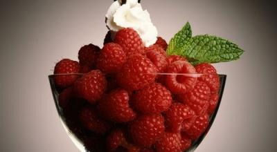 Ягодные и фруктовые десерты