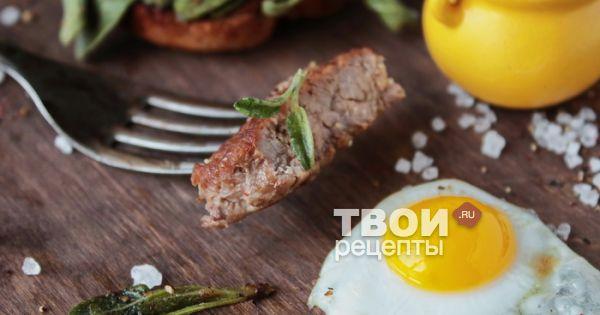 Бифштекс из говядины рецепт с фото поэтапно