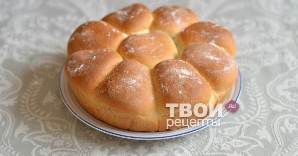 Рецепт булки с джемом с фото