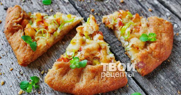 Самый вкусный рыбный пирог рецепт фото