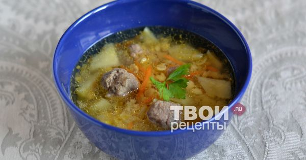 Суп молочный в мультиварке поларис рецепты