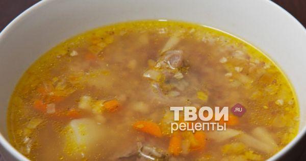 гречневый суп рецепт простой рецепт