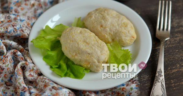 Рецепт куриных котлет на пару рецепт