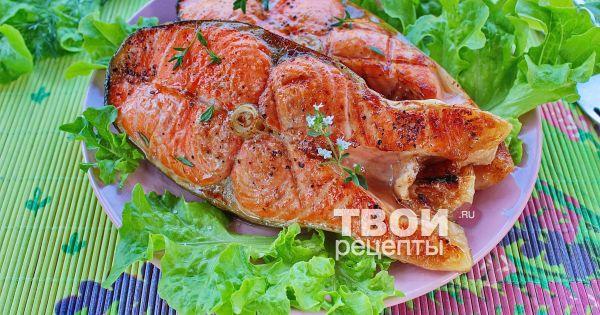 рецепты короткие из рыбы