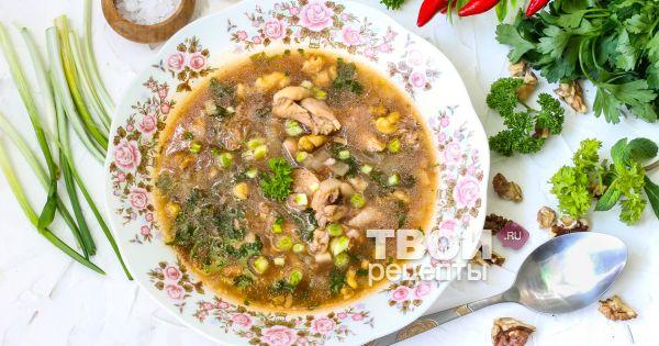 суп фасолевый из консервированной фасоли с мясом рецепт