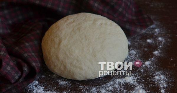 Тесто на кефире на чебуреки рецепт с пошагово