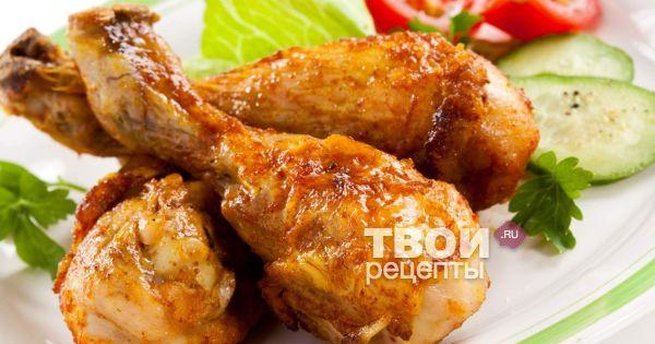рецепты из курицы домашней с овощами в духовке