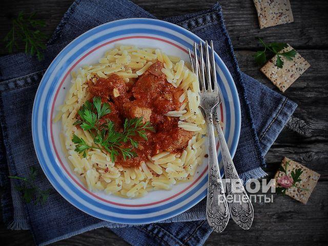 Вкусные рецепты из индейки с фото
