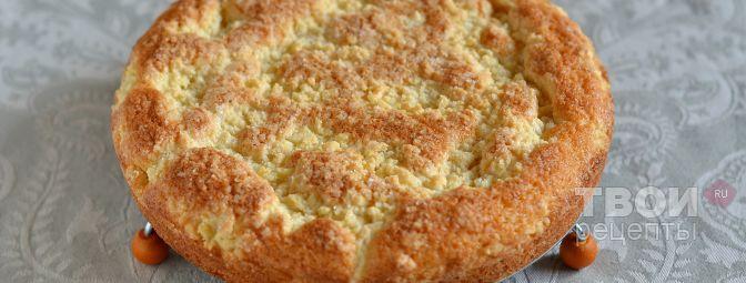 Лимонный пирог - Рецепт