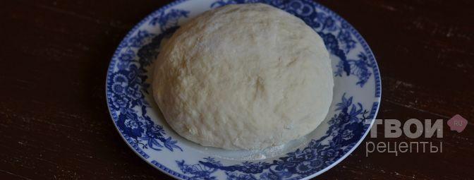 Тесто для пиццы на кефире рецепт