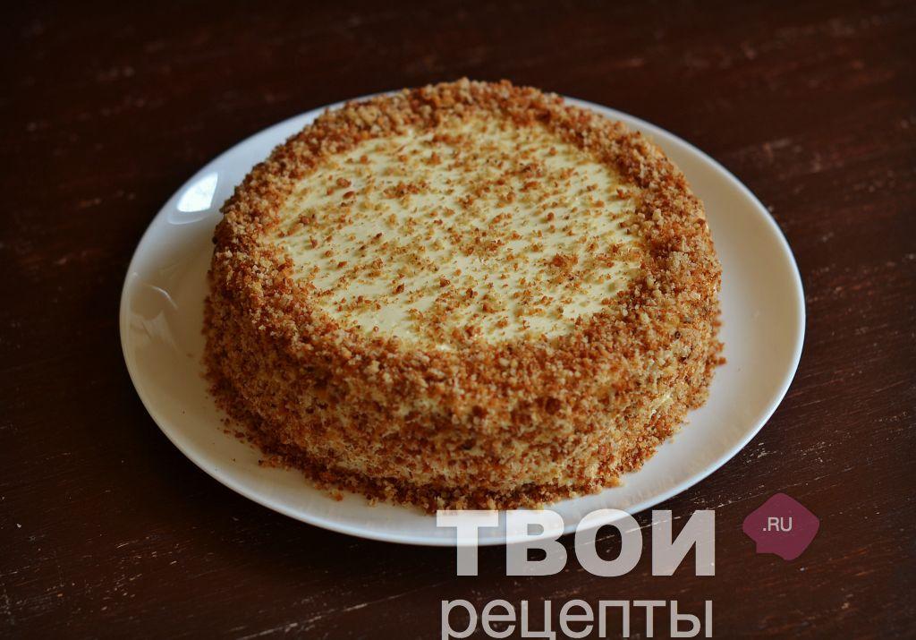 Банановый торт в мультиварке рецепты с фото