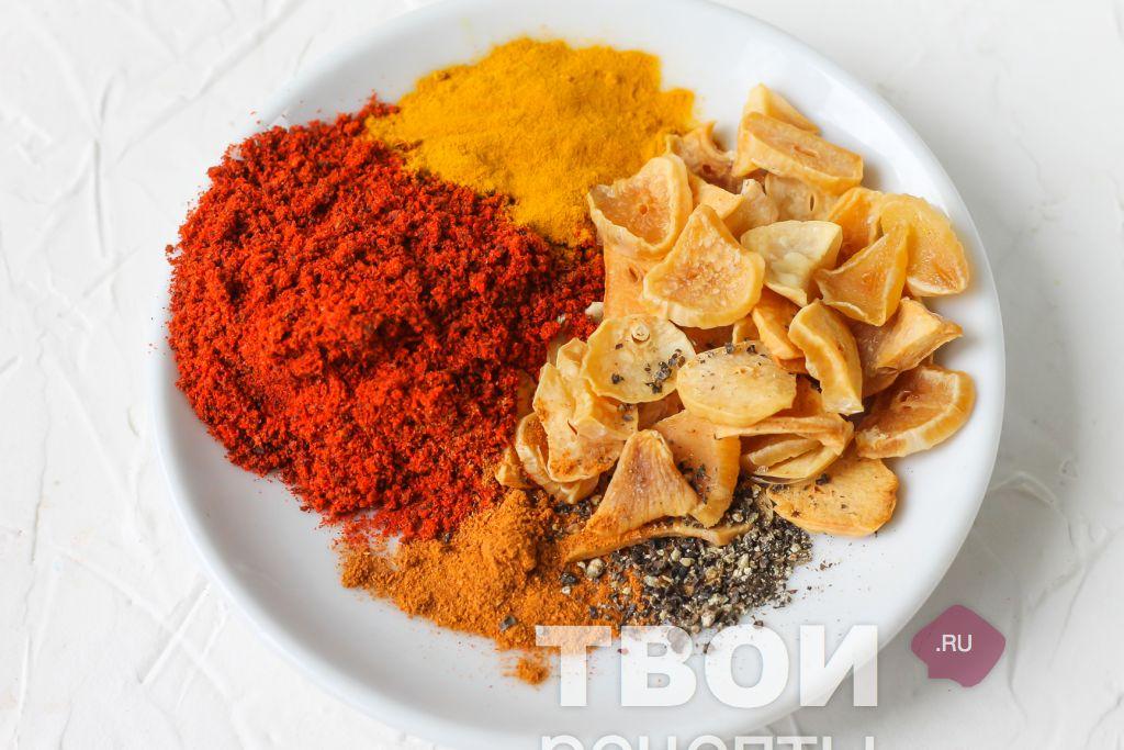 Как сделать адыгейскую соль в домашних условиях 33