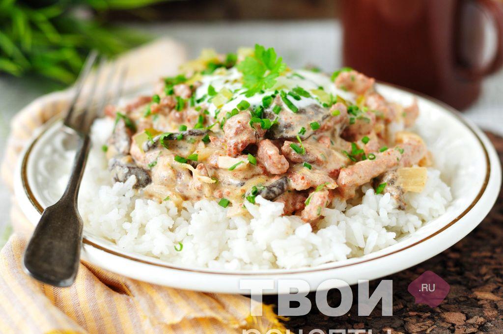 Простые рецепты блюд из свиного фарша с фото