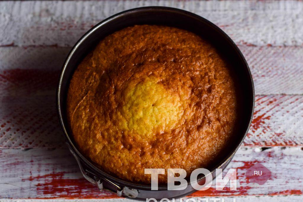 Бисквит на кефире рецепты