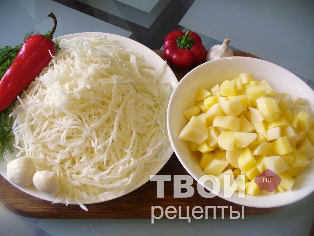Рецепт заготовка борща с капустой на зиму рецепт