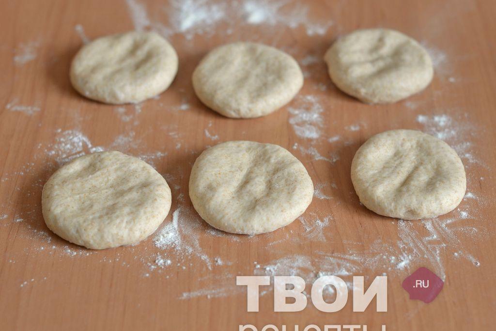 Рецепт приготовления булочек пошаговая