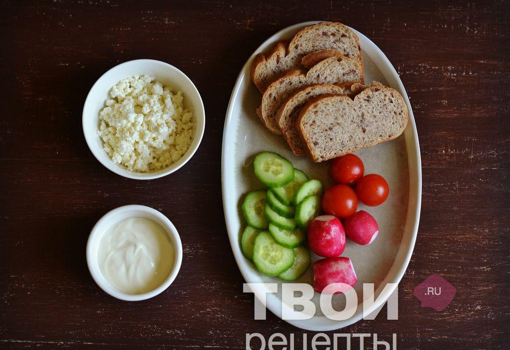 Как сделать вкусные бутерброды для пикника #3