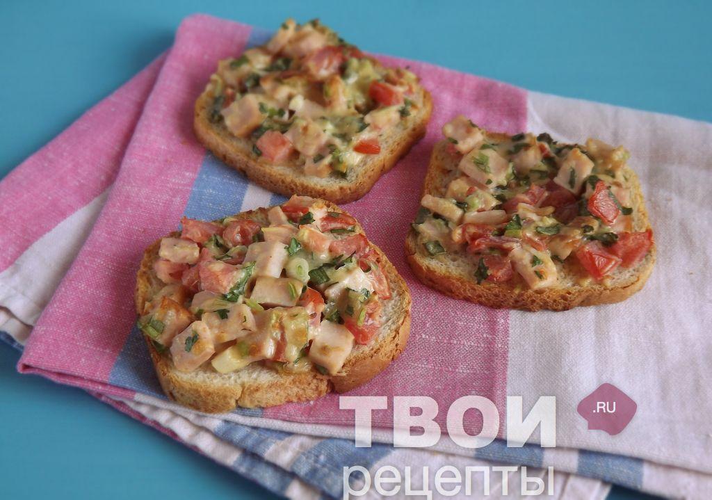 Рецепты вкусных бутербродов по быстрому
