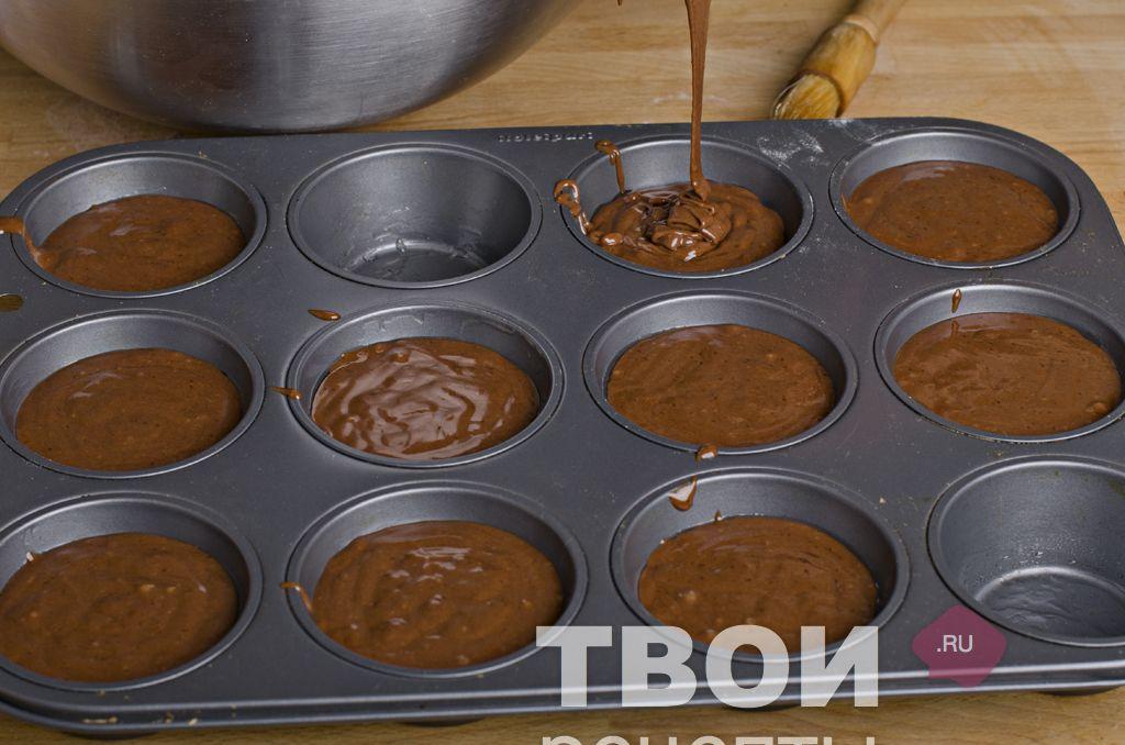 рецепты шоколадных пирожных в домашних условиях