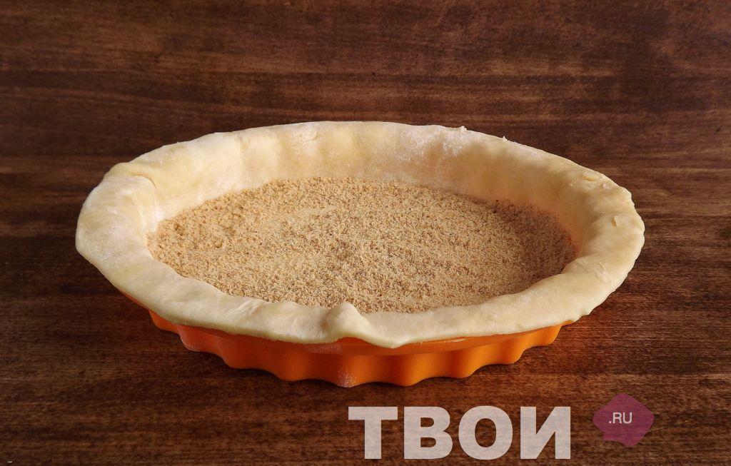 Как выглядит пирог у женщин внизу - 3189c
