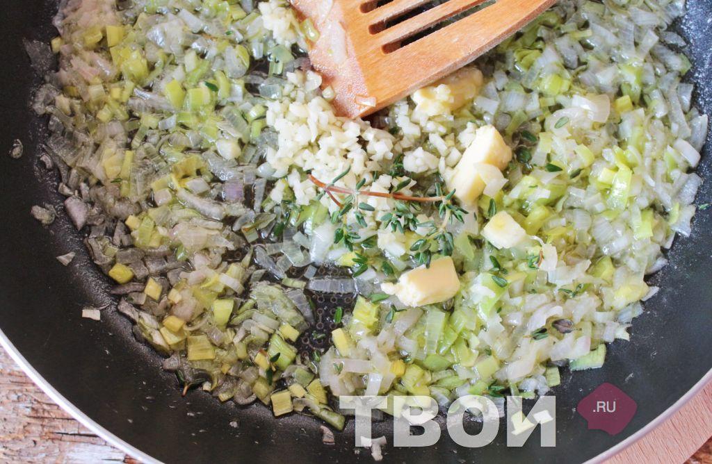 Рецепт риса с кубиком магги