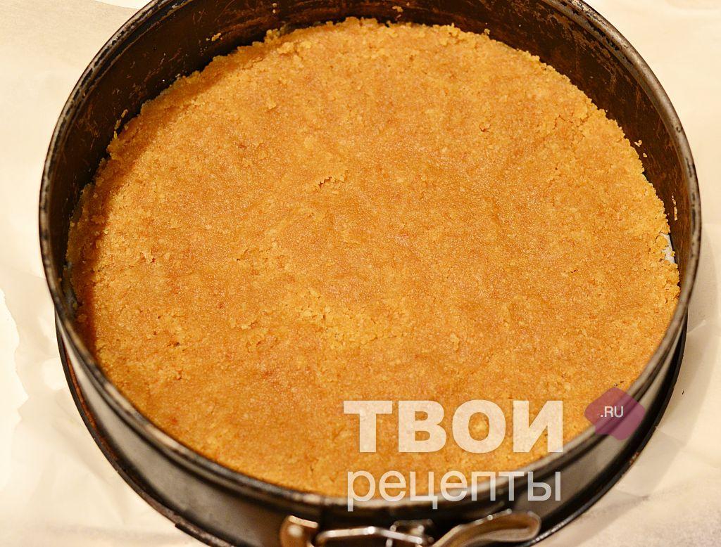 Чизкейк рецепт с пошагово без печенья