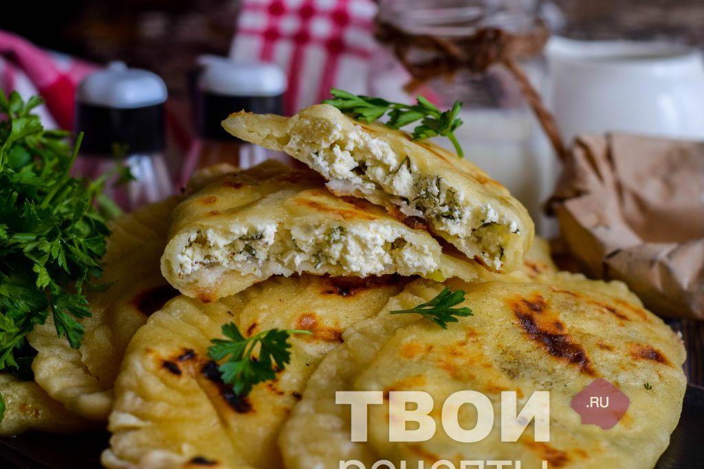 Пошаговый рецепт с чуду с картошкой