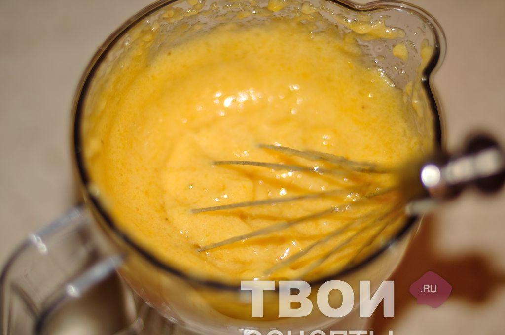 Десерт из тыквы рецепты пошагового