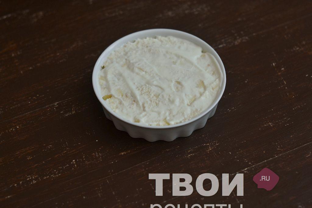 Творожная запеканка рецепт с фото