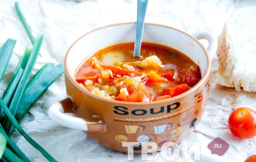 Все рецепты диетических супов 67
